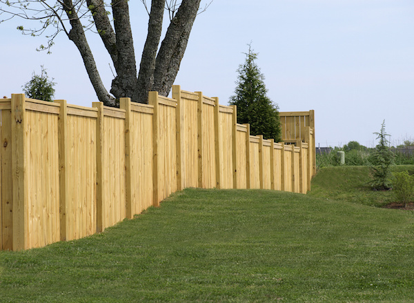 Add a gate to your yard
